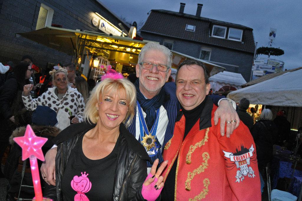 Karneval 2017 in Hafkes Schwan