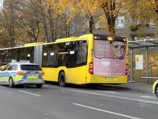 Schüsse auf Linienbus in Freisenbruch