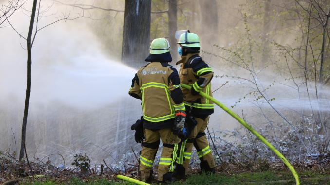 Brandstiftung Bergmannsbuch