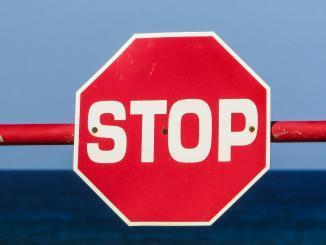 Symbolbild: Stoppschild