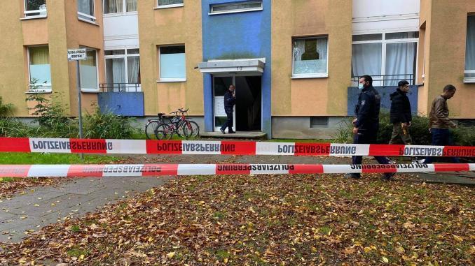 Versuchter Mord Bergmannsfeld